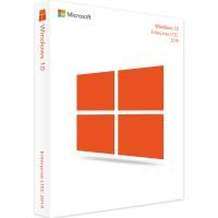 Windows 10 Enterprise LTSC 2019 Cover