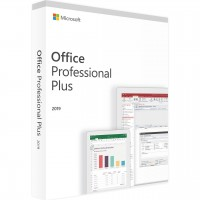 Microsoft Office 2019 Professional Plus Cover