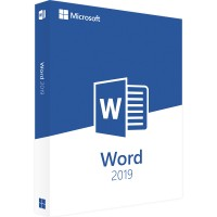 Microsoft Word 2019 Cover