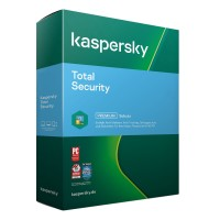 Kaspersky Total Security 2021 Cover