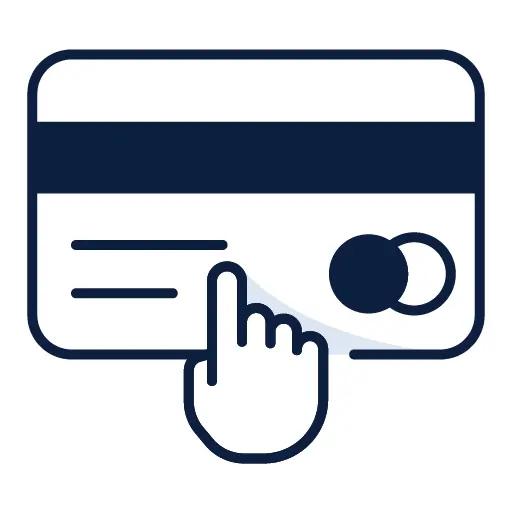 Bezahlen Icon von Softwaremarkt24